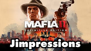 Mafia II: Definitive Edition - Hot Criminal Garbage (Jimpressions) (Video Game Video Review)