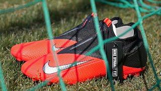 Nike Phantom Vision II Test & Review   Phantom Vision 2 Academy by SportplatzHD