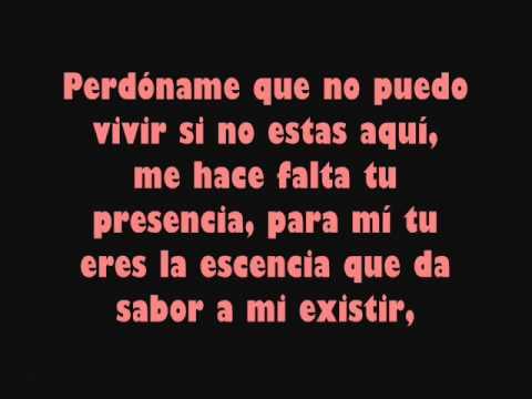 Perdoname - Gilberto Santa Rosa