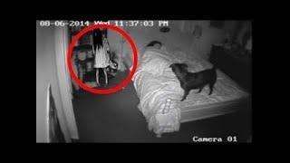 !!5 مشاهد مرعبة صورتها كاميرات المراقبة دون اي تفسير #اصدقاء_هل_تعلم
