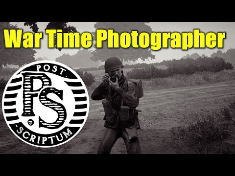 WAR TIME PHOTOGRAPHER [THESE PICS ARE FIRE]