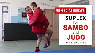 Baixar Why lateral drop is more effective than suplex for Sambo and Judo
