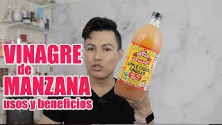 5 RAZONES PARA USAR VINAGRE DE MANZANA thumbnail