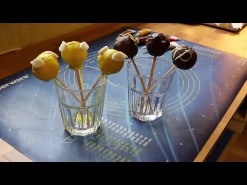 Harry Potter Cakepops