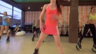 Обучение инструкторов по программе Kangoo Power с Sifi Timea в World Gym