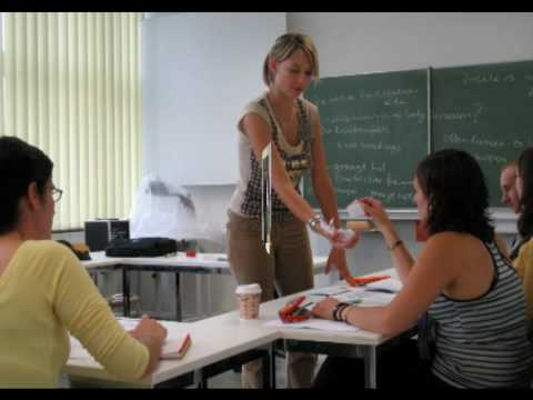 GERMAN COURSE in Germany, Hamburg.