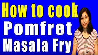 Pomfret Masala Fry Thumbnail