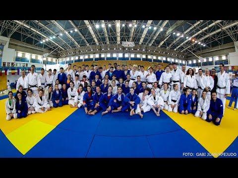 EJU Cadet Training Camp Fuengirola 2020 | HIGHLIGHTS
