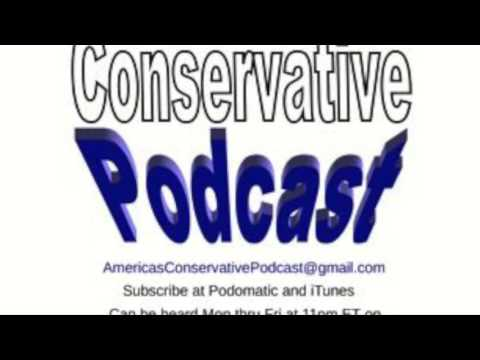 America's Conservative Podcas--August 22, 2016
