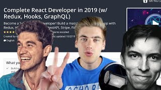 5 Hot React Courses for 2020
