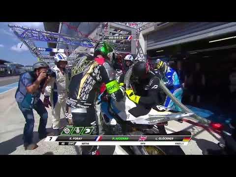 FIM EWC 24h Le Mans Highlights