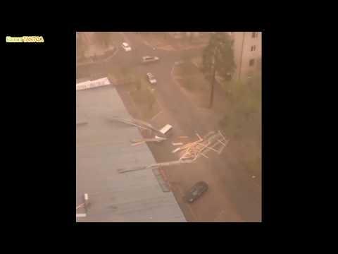 Ужасный ураган Чита 13 мая 2020