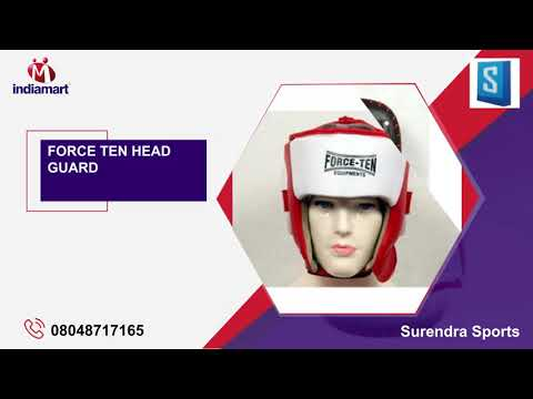 Boxing Gloves and Head Guards Manufacturer