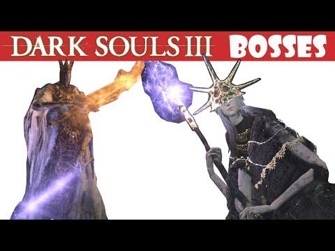 Dark Souls 3 guia: PONTIFICE SULYVAHN y ALDRICH EL DEVORADIOSES - Trucos para matar estos bosses!