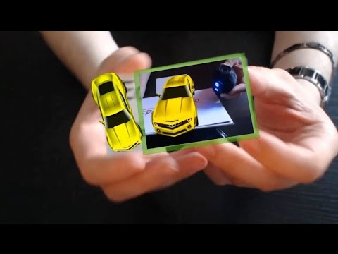 Augmented Reality Tutorial No. 39: Augmented Reality Business Card Unity3D, Vuforia