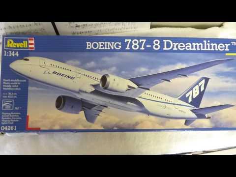 787 Model Build Video
