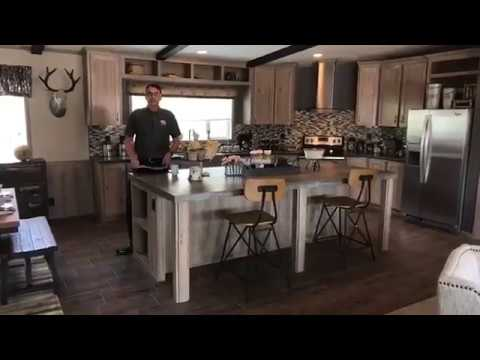 Magnificent Magnum 4/2 Palm Harbor Manufactured Home Oklahoma City