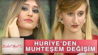 Zuhal Topal'la 182. Bölüm (HD) | Huriye'nin Muıhteşem Değişimi!