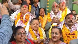 'Khagendra Dewan Jitaune  ' ellection song by Bimal Gautam