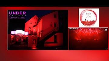#nightoflight2020 LIVE STREAM UNDERGROUND BERNKASTEL-KUES