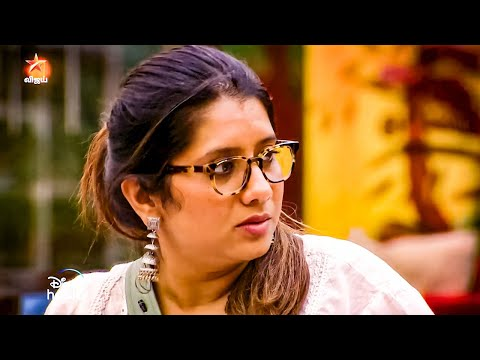 Bigg Boss Tamil Season 5   25th October 2021 - Promo 1