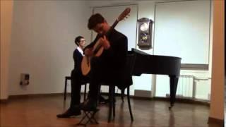 Concierto de Aranjuez by Joaquin Rodrigo I - Allegro con spirito