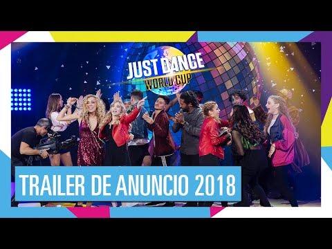 Just Dance 2018 - Trailer de anuncio Just Dance World Cup