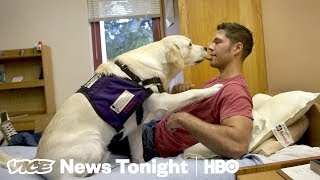 Veteran Suicide Prevention & Detroit Paintball Wars: VICE News Tonight Full Episode (HBO)