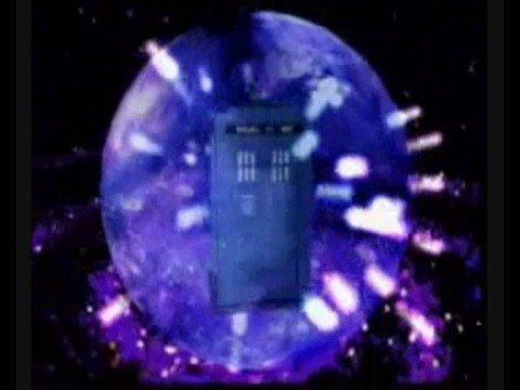 Doctor Who titles to Krypton factor theme