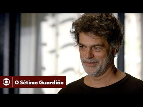 O Sétimo Guardião: capítulo 138 sábado 20 de abril na Globo