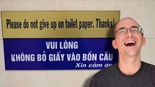 Tiếng Anh hài hước khắp Việt Nam