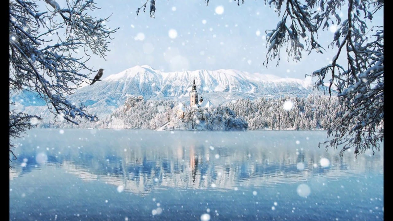 winter landscapes world