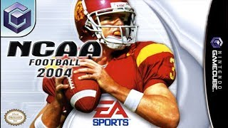 Longplay of NCAA Football 2004