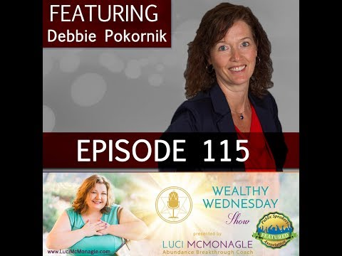Becoming a Vibrant and Powerful Mom with Debbie Pokornik