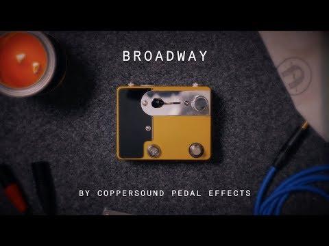 Coppersound Broadway demo