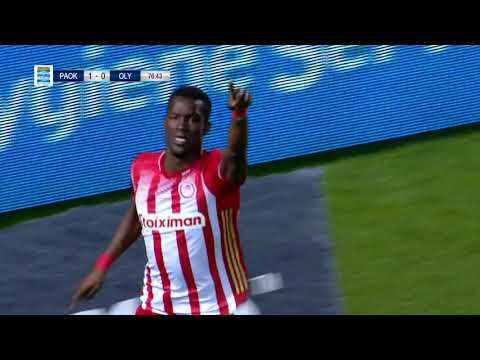 PAOK Olympiakos Goals And Highlights