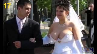 пьяные невесты  сымые смешные приколы свадьбы