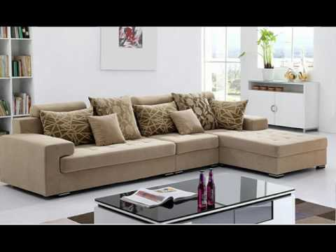 Latest Modern Furniture Sofa Sets Designs ideas - YouTube
