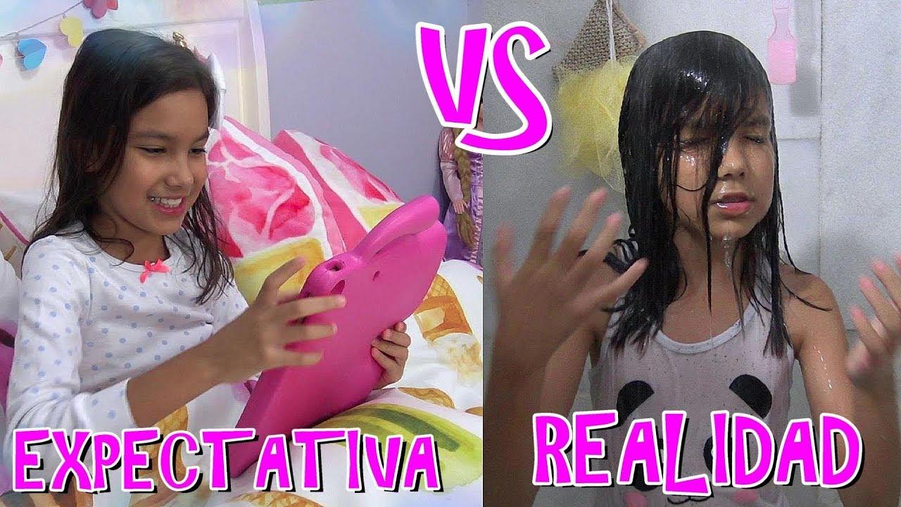 Download MI Rutina de la MañaNa EXPECTATIVA VS REALIDAD