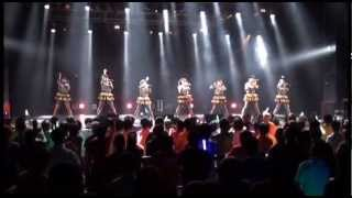 2013年2月27日に渋谷O-EASTで行われた「success Vol.2」の模様をアップ...