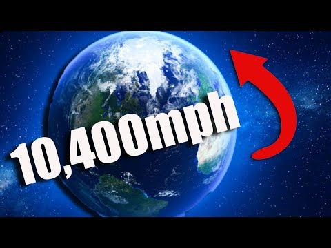 What If the Earth Rotated 10x Faster?