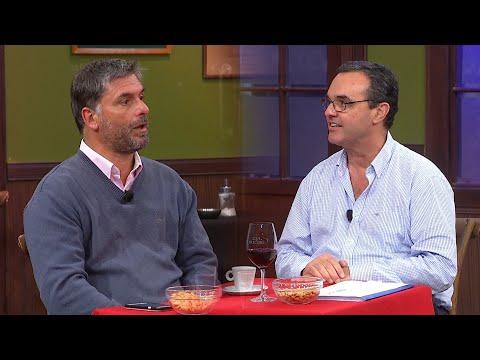 Pablo Bartol y Roberto Balaguer
