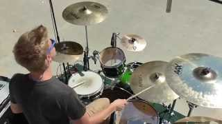"Bobby Ferguson - ""Superman"" Goldfinger Drum Cover"
