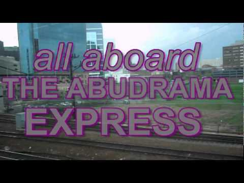 URBAN CULTURAL ISLAMIC APPERAL(WWW.ABUDRAMACOLLECTION.COM)THE ABUDRAMA EXPRESS