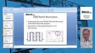 Design Example: Nuhertz on DMS Hairpin Filter