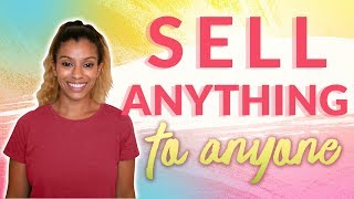 🚨How to Sell Anything To Anyone - Sales Training | Marissa Romero