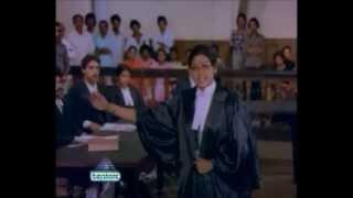 Vidhi Tamil Movie - Super Scene - Court Scene Sujatha  vs Jai shankar