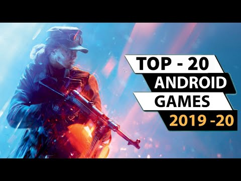 Top 20 Android Games Released In 2019 | High Graphics Android Games Available On Play Store 2019
