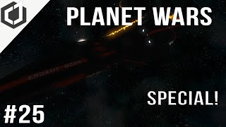 Space Engineers | PLANET WARS - EP 25 | RWI RESCUE!?!