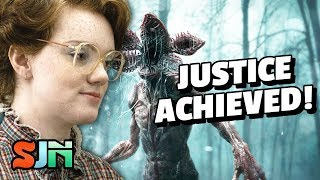Barb Finally Gets Justice!